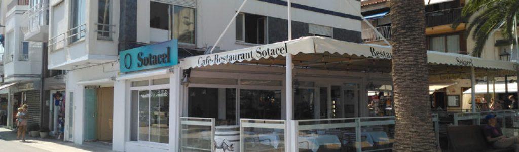 Restaurant Sotacel de Cambrils
